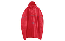 Vaude Kids Grody Poncho red